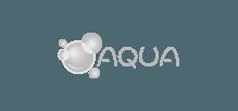 Aqua escuela de Natación logotipo