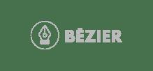 Bezier Design brand logotipo