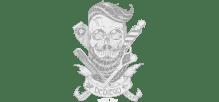 DeDiego Barbershop logotipo