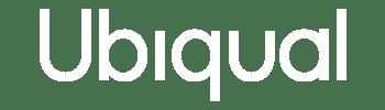 Ubiqual logo solo texto