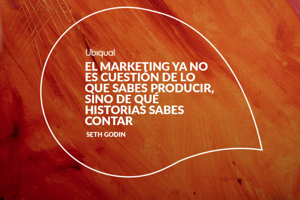 Ubiqual agencia marketing tradicional
