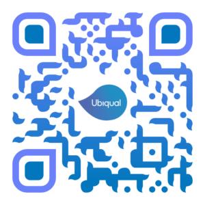 código QR de Ubiqual