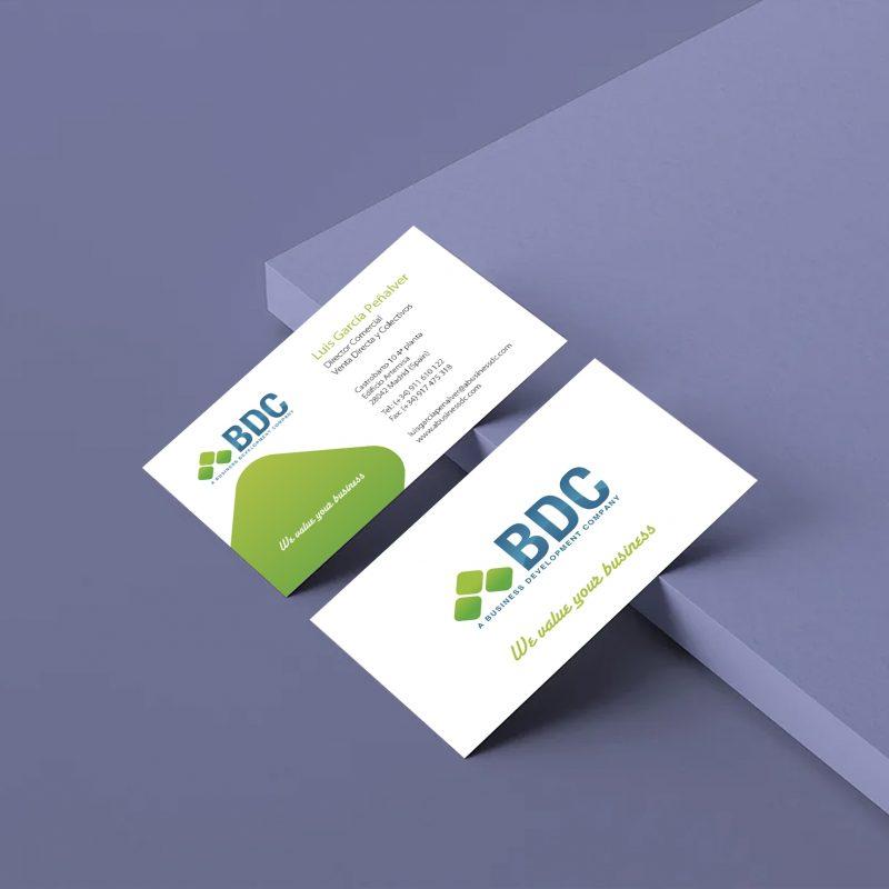 Branding y diseño gráfico para empresa de comercio internacional Abusiness DC
