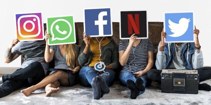 guía estilo redes sociales