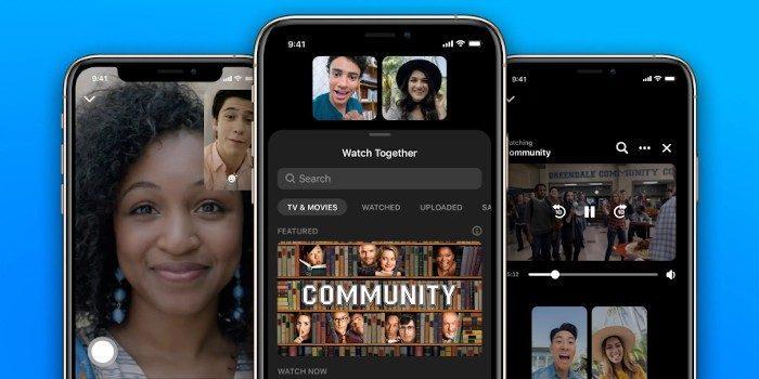 Watch Now Messenger Facebook